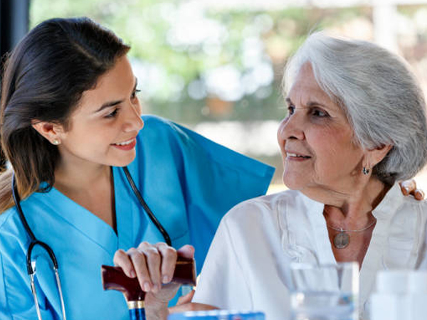 Level 4 Certificate in Advanced Healthcare and Social Care Support